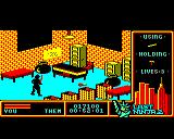 "Last Ninja 2: Back with a Vengeance BBC Micro Level 4, ""The Cellar"": The Chicken's leg.<br>