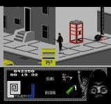 "Last Ninja 2: Back with a Vengeance NES Level 2, ""The Street"": The Corner.<br>