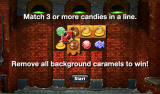Pogo Games Android <i>Sweet Tooth 2</i>: instructions