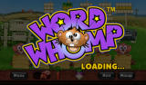 Pogo Games Android <i>Word Whomp</i>: loading screen