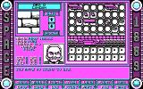 Space 1889 DOS Game Start (CGA)