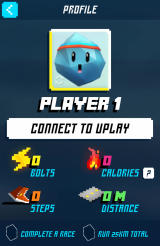 Shape Up: Battle Run Android Player profile