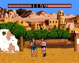 Fist Fighter Amiga Round 1