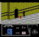 "Last Ninja 2: Back with a Vengeance NES Level 4, ""The Office"": Starting point.<br>
