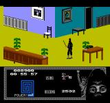 "Last Ninja 2: Back with a Vengeance NES Level 4, ""The Office"": <i>Nanban art I</i>.<br>