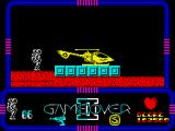 Game Over II ZX Spectrum Helicopter found.