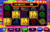 Chuzzle Slots Browser Four tens in a row.