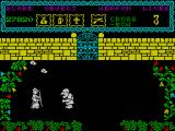 The Curse of Sherwood ZX Spectrum This troll has a key of gates.