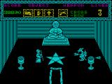 The Curse of Sherwood ZX Spectrum The portal of evil.