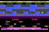 Frogger Atari 8-bit In the Sierra version by Chuck Benton, there's even a 2-player simultaneous mode