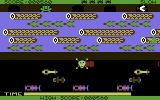 Frogger Commodore 64 ...and squished (Sierra version)