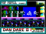 Dan Dare II: Mekon's Revenge ZX Spectrum Level 4 (as <i>Dan</i>): <i>First Blood</i>.<br>