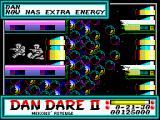 Dan Dare II: Mekon's Revenge ZX Spectrum Level 4 (as <i>Dan</i>): Rest for a while.<br>