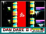 Dan Dare II: Mekon's Revenge ZX Spectrum Level 4 (as <i>Dan</i>): Upright.<br>