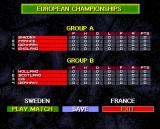 Sensible Soccer: European Champions Amiga One of many tournament modes
