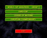 Sensible Soccer: European Champions - 92/93 Edition Amiga Addition of World Cup Qualifiers tournament.