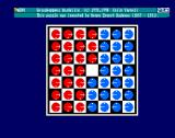 Grasshoppers Quadrille Amiga The game screen before the game has begun