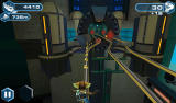 Ratchet & Clank: Before the Nexus Android In this section you get to grind some rails.