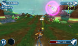 Ratchet & Clank: Before the Nexus Android A section on land