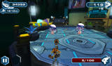 Ratchet & Clank: Before the Nexus Android A single hit and Rachet is out, unless there are some hero bolts handy.