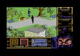 "Ninja Remix Commodore 64 Level 1, ""Central Park"": The Joggler.<br>