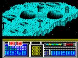 Leviathan ZX Spectrum Third part of the first level. If you continue to fly will begin the first part again.