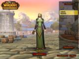 World of Warcraft: Cataclysm Windows Character Selection.
