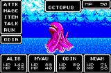 Phantasy Star Collection Game Boy Advance PS1: Water monster