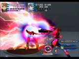 Xenosaga: Episode I - Der Wille zur Macht PlayStation 2 Shion using final tech attack combo strike