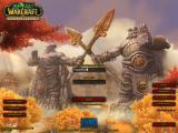 World of WarCraft: Mists of Pandaria Windows Login Screen.