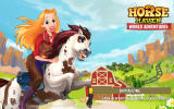 Horse Haven: World Adventures Android Title screen