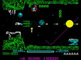 R-Type ZX Spectrum Level 4 - Base on the War Front.