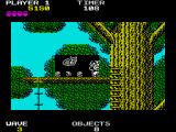 Peter Pack Rat ZX Spectrum Starting level 3.
