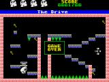 Egghead ZX Spectrum Game over.