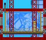 Street Fighter X Mega Man Windows In the elevator, going up