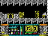 Jungle Warrior ZX Spectrum The fourth tribal leader.