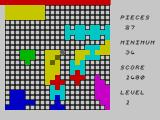 Non Compos Mentis ZX Spectrum In-game screen.