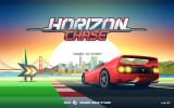 Horizon Chase: World Tour Android Title screen