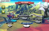 Horizon Chase: World Tour Android Overview of the California races
