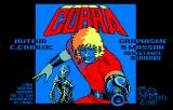 Cobra Thomson TO Title screen