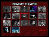 Mortal Kombat 4 PlayStation Kombat theater, you can watch the characters endings like Tekken.
