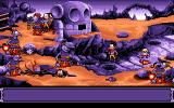 Goblins Quest 3 Amiga Level 2 - Blount finds out about Winnona and Furbalous.