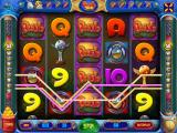 Peggle: Slots Browser The Peggle icons act as wild symbols able to substitute any other symbol in a combination, except Extreme Fever.