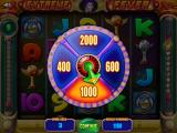 Peggle: Slots Browser The magic circle in action.