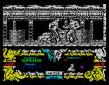 After the War ZX Spectrum Part I: level 2.<br>