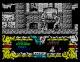 After the War ZX Spectrum Part I: level 3.<br>