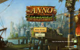 Anno: Build an Empire Android Main menu