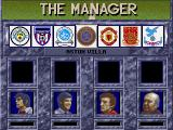 Bundesliga Manager Professional DOS Club selection (Rnglish version)