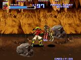 Shadow Force Arcade Cave with strage beast