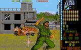 Operation Wolf DOS Stage 1: Communication Setup (MCGA/VGA)<br>